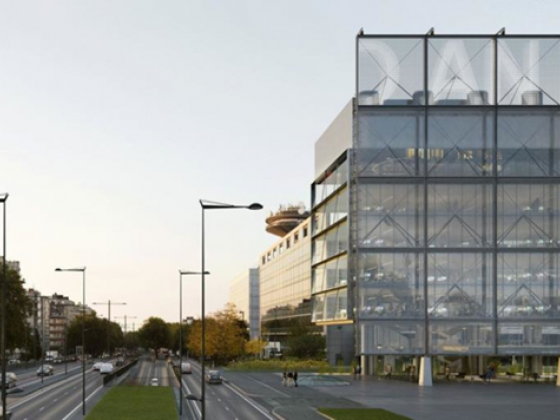 SAU appoints BAM Interbuild - Groven+ to build showcase for mediapark.brussels