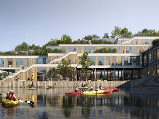 BAM wins design and build contract for Danish school