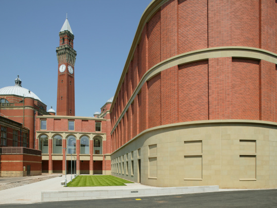 University of Birmingham appoints BAM to new 10-year framework