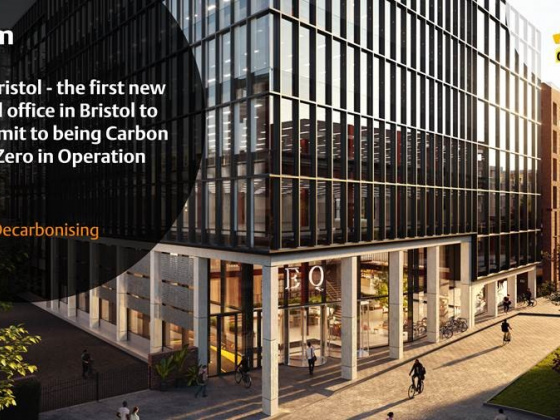 BAM is gold sponsor of Construction News Decarbonising Construction conference