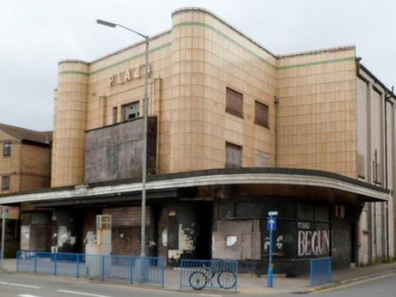 Port Talbot Cinema as it is