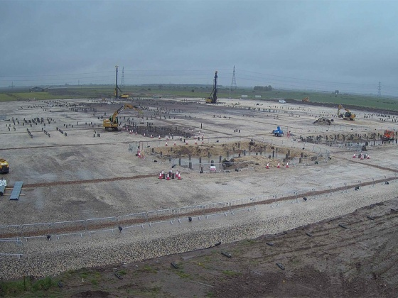 Civils subcontractor agreed for Triton Knoll onshore substation construction