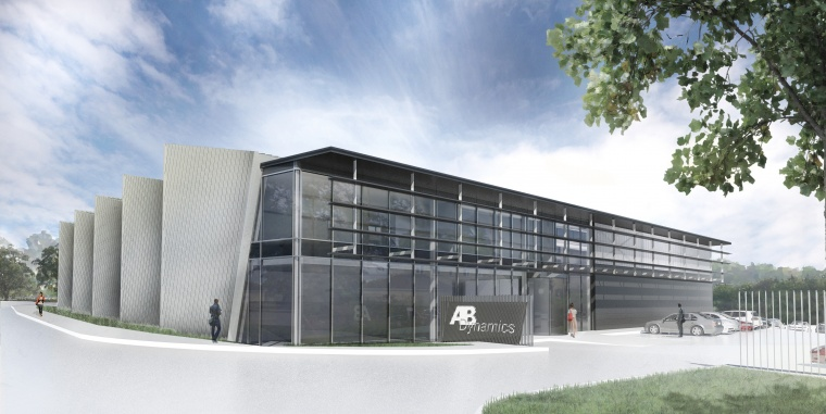 Global automotive specialist selects BAM for Wiltshire factory