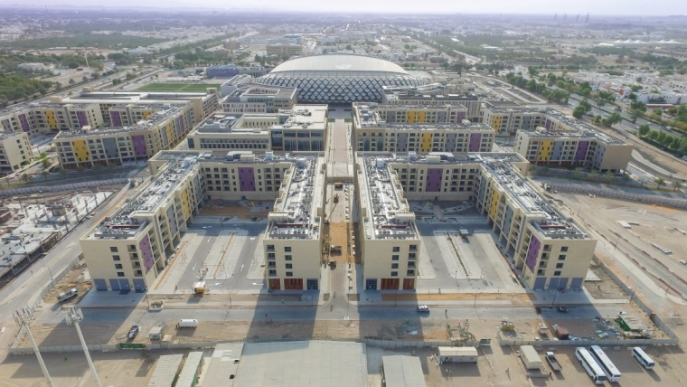 BAM completes stadium mixed use development work in Al Ain, Abu Dhabi