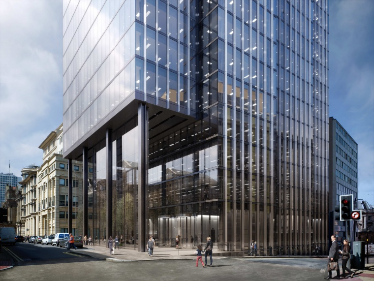 Rockspring and Sterling select BAM for 103 Colmore Row