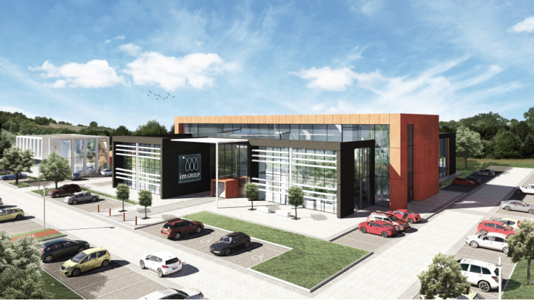 BAM partners with IM Group to deliver new HQ in Birmingham