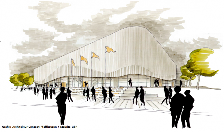 BAM wins contract for sports centre in Heidelberg