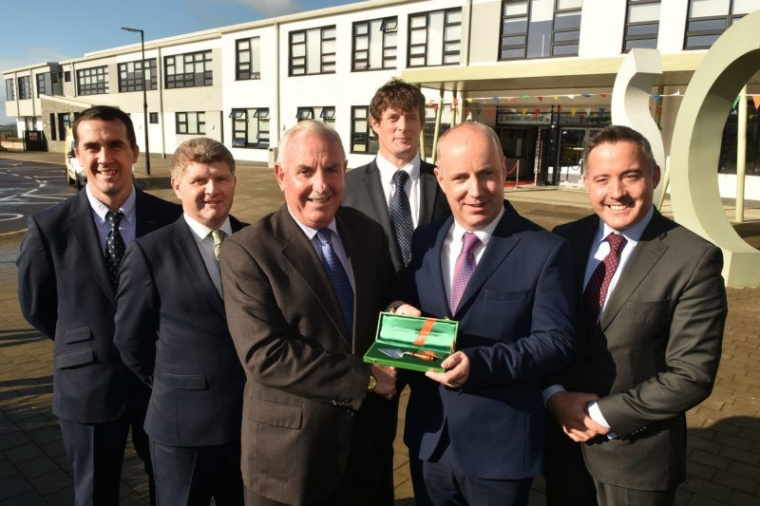 Minister opens Skibbereen school developed under €70 million BAM PPP project