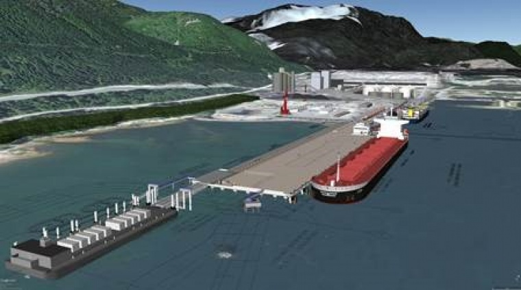 BAM starts joint venture contract for terminal in Kitimat, BC, Canada