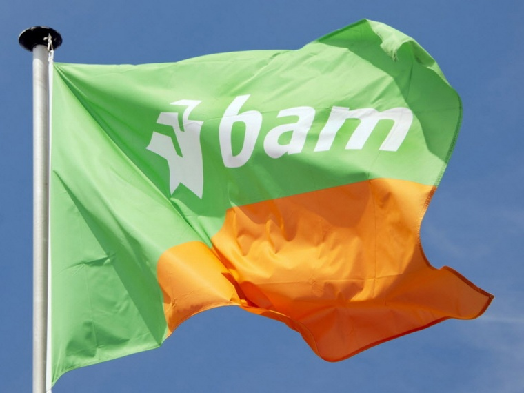 BAM Contractors wins major civil contract in Antwerp