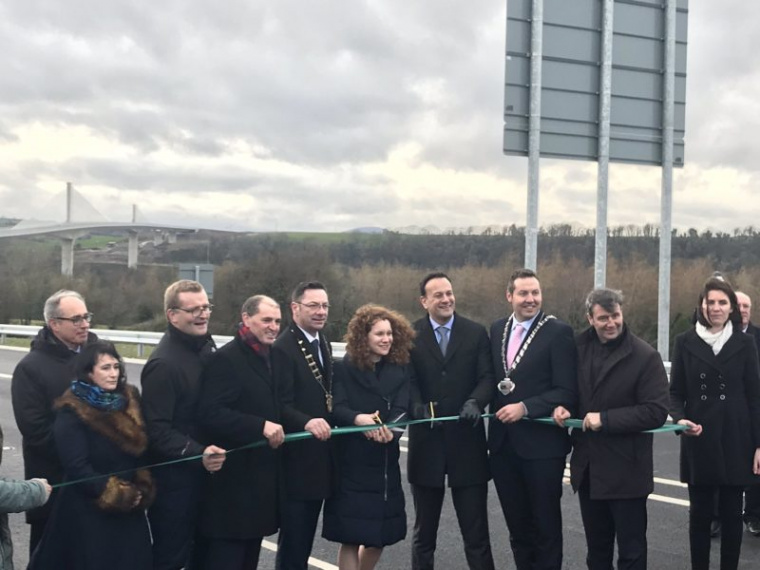 Opening N25 New Ross Bypass